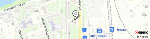 Фотосалон на карте Чехова