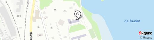 Специальная (коррекционная) общеобразовательная школа на карте Лобни