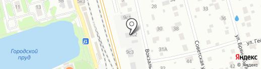 Ермис на карте Лобни