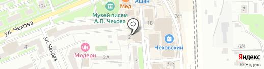 Фотоцентр на карте Чехова
