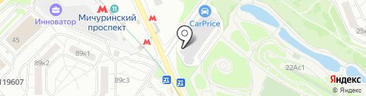 Tyre Plus на карте Москвы