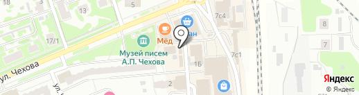 Магазин мяса на карте Чехова
