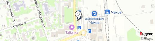 Комиссионка на карте Чехова