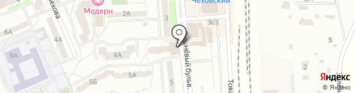 ГорЗдрав на карте Чехова