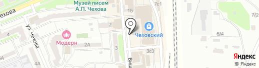 Comepay на карте Чехова