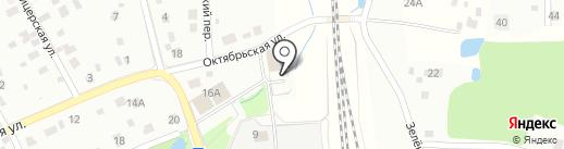 W.S.K.F. на карте Чехова