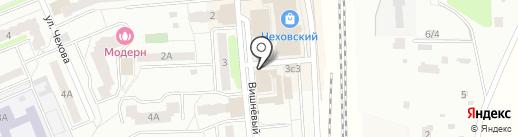 ВсеИнструменты.ру на карте Чехова