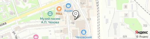 Колыбель сталкера на карте Чехова