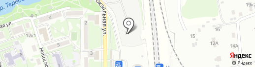 Шиномонтажная мастерская на карте Чехова