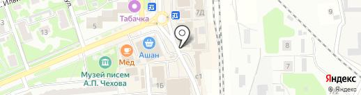 Займ-Экспресс на карте Чехова