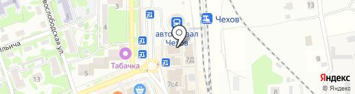 Смешные цены на карте Чехова
