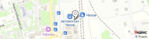 Магазин фастфудной продукции на карте Чехова