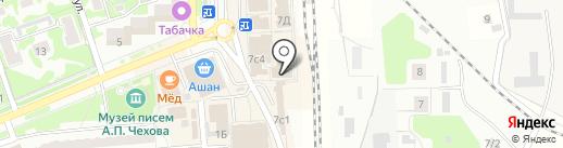 Скупка на карте Чехова