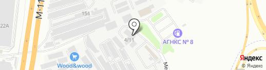 TREK TYRE на карте Химок