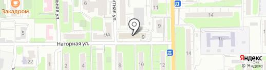 Nixor Clinic на карте Долгопрудного