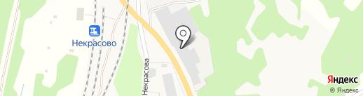 Фабрика современной мебели на карте Барсуков