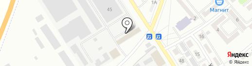 Газстройконструкция на карте Щёкино
