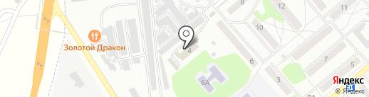 ИФНС на карте Щёкино