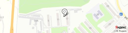 Щёкинская Межпоселенческая Центральная библиотека на карте Щёкино