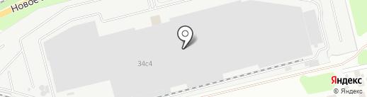 FM Logistic на карте Долгопрудного