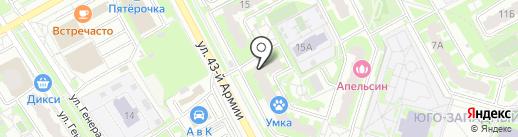 Экотелеком на карте Подольска