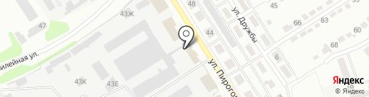 Инспекция гостехнадзора Щёкинского района на карте Щёкино