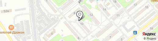 Актив Плюс на карте Щёкино