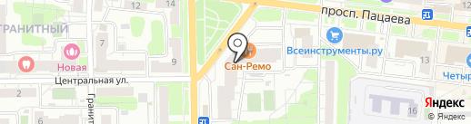 Darnet-FOTO на карте Долгопрудного