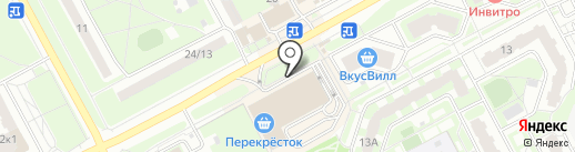 FotoLion на карте Подольска