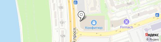 Deva на карте Долгопрудного