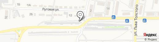 Zig Zag на карте Первомайского