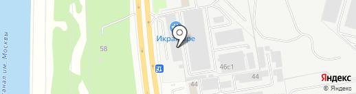 Новый бульвар 19 на карте Долгопрудного