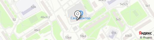 Мастерская по ремонту одежды и обуви на карте Москвы