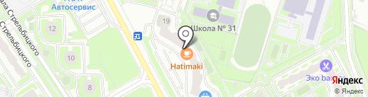 КанцПарк на карте Подольска