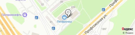 Мастерская по ремонту одежды и пошиву штор на карте Москвы
