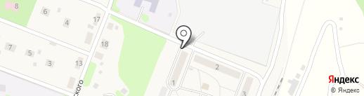Магазин продуктов на карте Барсуков