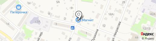 Иван на карте Некрасовского