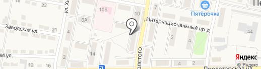 Автоlife на карте Первомайского