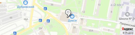 Телефон.ру на карте Подольска