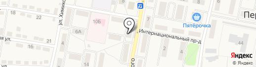 Твой Доктор на карте Первомайского