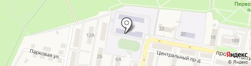 Тульская региональная спортивная общественная организация клуб каратэ-до Шотокан на карте Первомайского