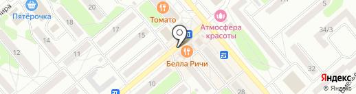 Fix Price на карте Щёкино