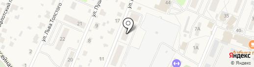 Гефест-ЛТД на карте Некрасовского
