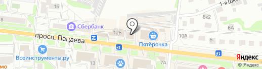 Enter на карте Долгопрудного