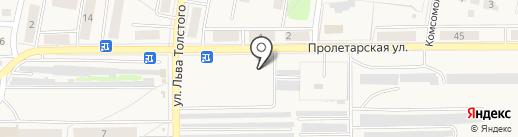У Эдика на карте Первомайского
