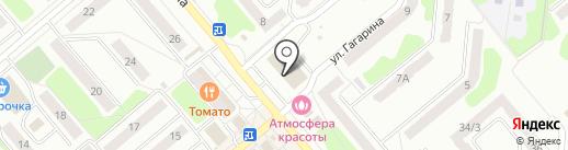 Хозяюшка на карте Щёкино