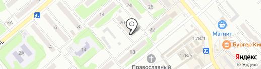 Ростехинвентаризация - Федеральное БТИ на карте Щёкино