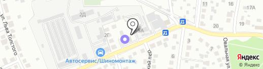Престиж на карте Подольска
