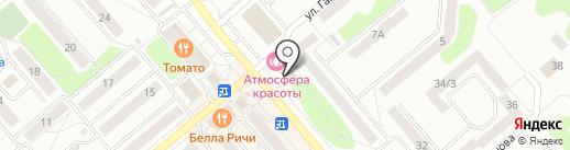 SPAR express на карте Щёкино