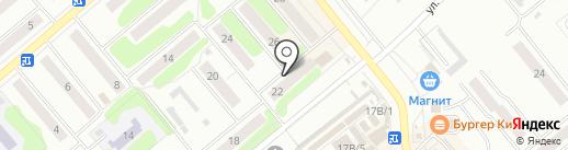 Фазенда на карте Щёкино